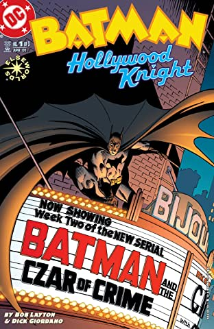 Batman: Hollywood Knight (2001) No.1