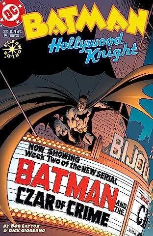 Batman: Hollywood Knight (2001) No.1