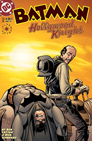 Batman: Hollywood Knight (2001) No.2