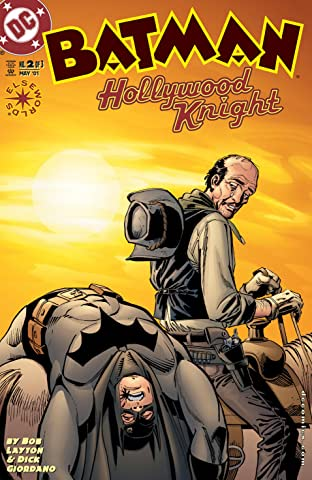 Batman: Hollywood Knight (2001) #2