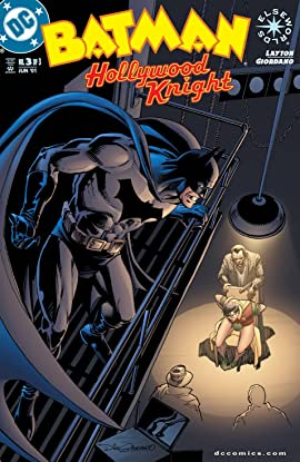 Batman: Hollywood Knight (2001) #3