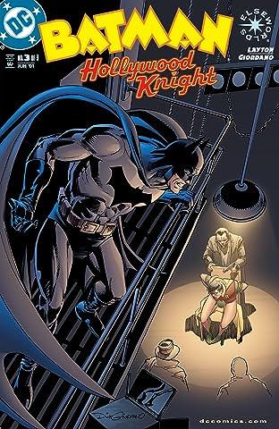 Batman: Hollywood Knight (2001) No.3