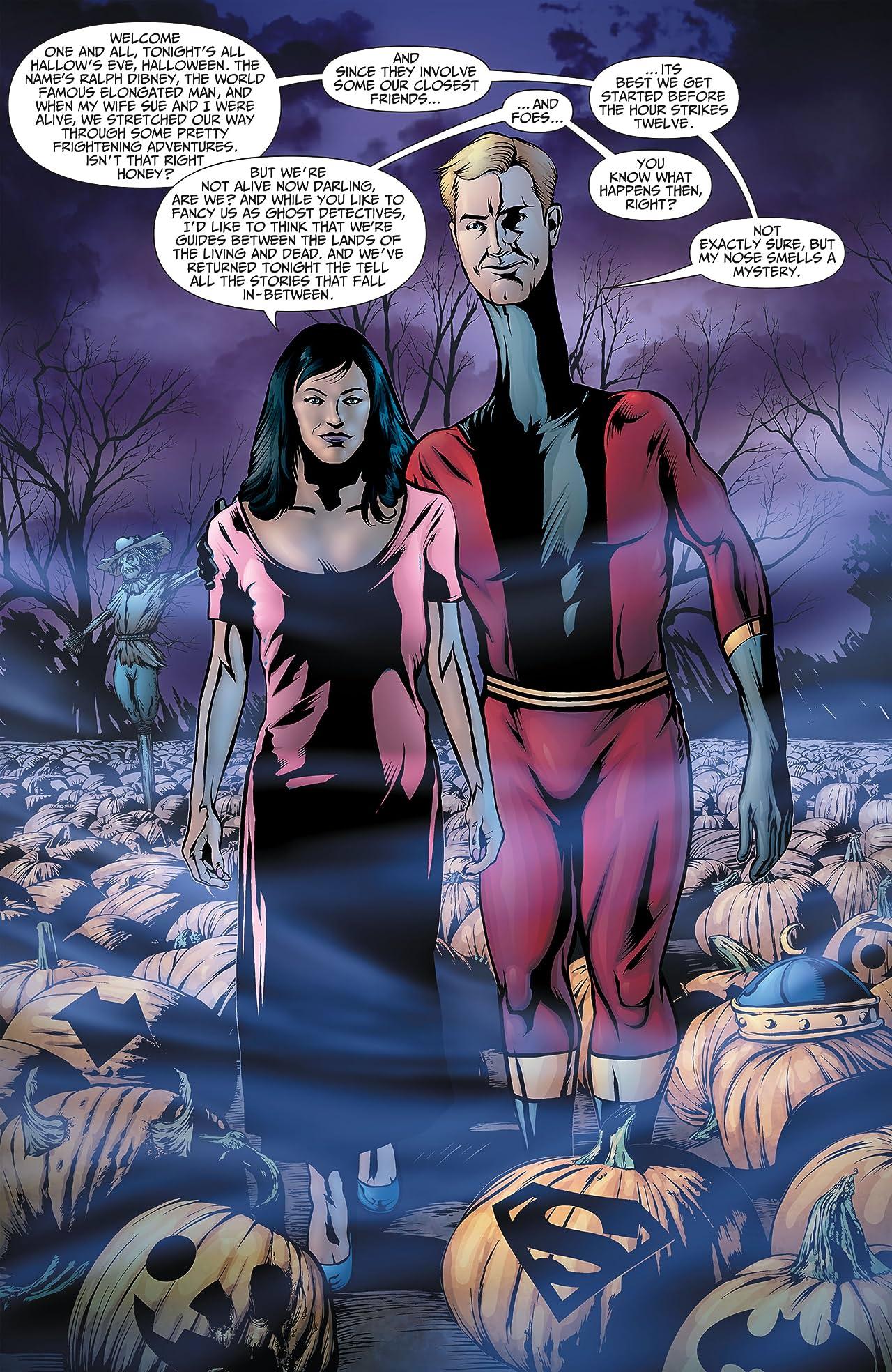 DCU Halloween Special (2008) #1