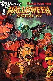 DCU Halloween Special '09 (2009) #1