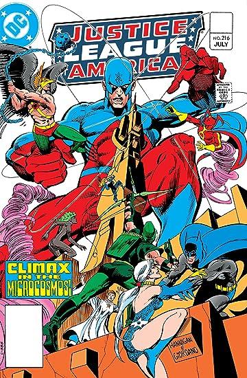 Justice League of America (1960-1987) #216