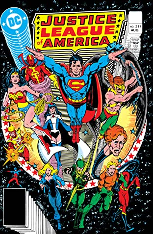 Justice League of America (1960-1987) #217