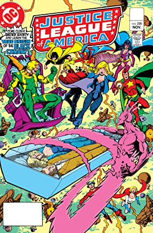 Justice League of America (1960-1987) #220