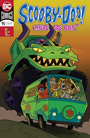 Scooby-Doo, Where Are You? (2010-) No.95