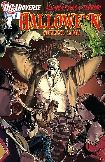DCU Halloween Special 2010 (2010) #1