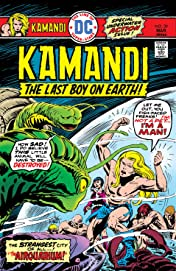Kamandi: The Last Boy on Earth (1971-1978) #39