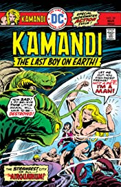 Kamandi: The Last Boy on Earth (1971-1978) #39