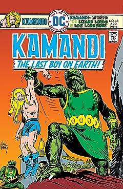 Kamandi: The Last Boy on Earth (1971-1978) #40