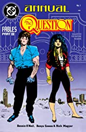 The Question (1986-2010) Annual #1