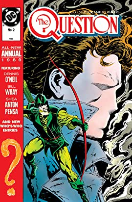 The Question (1986-2010) Annual #2
