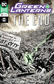 Green Lanterns (2016-) No.57