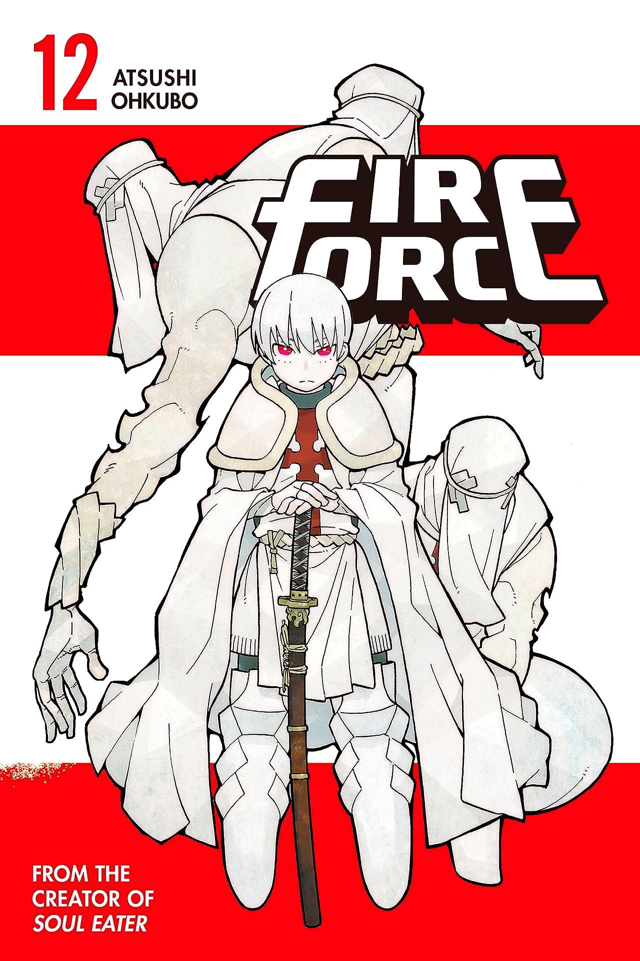 Fire Force Vol. 12