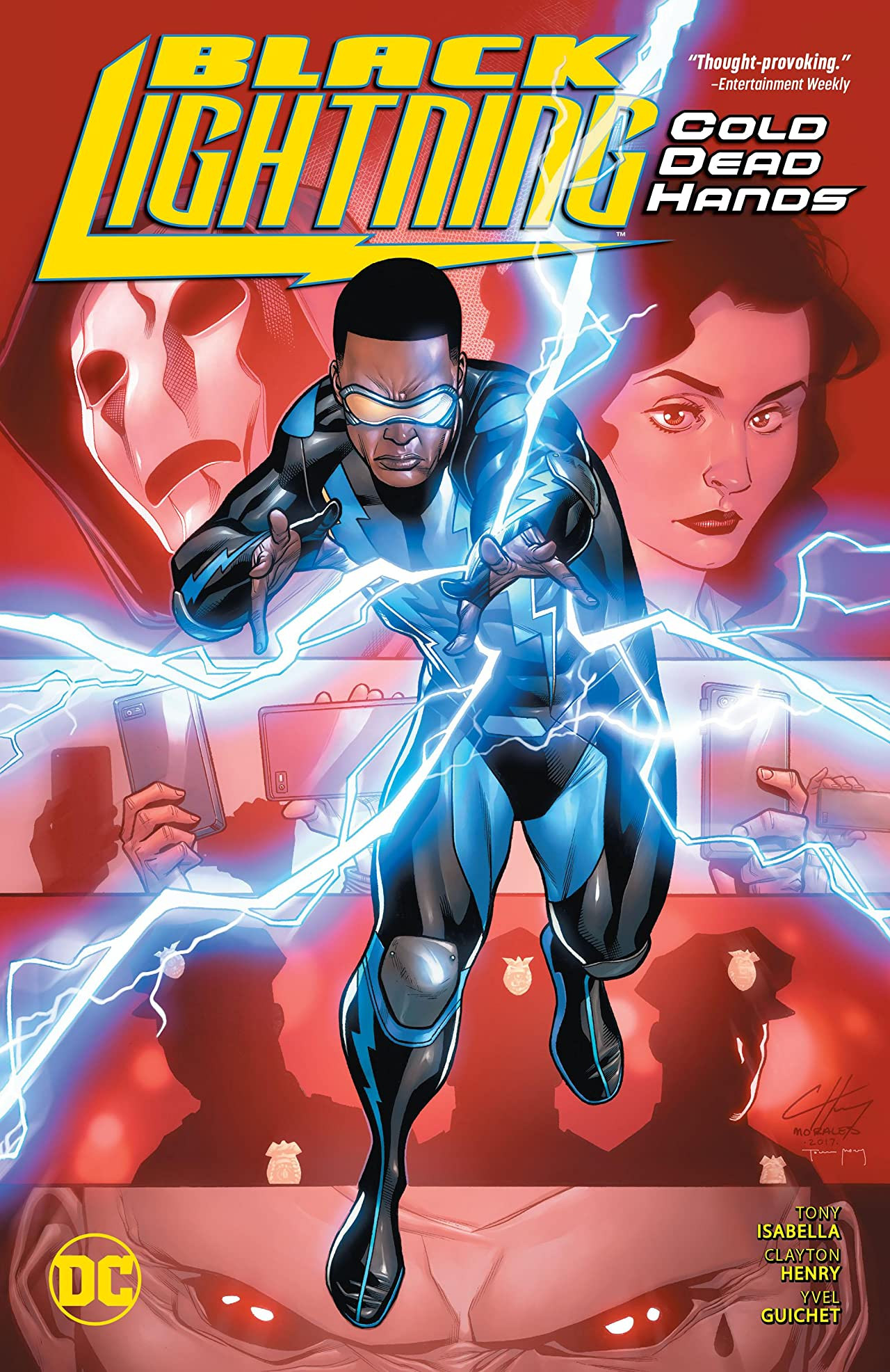 Black Lightning: Cold Dead Hands (2017-2018)
