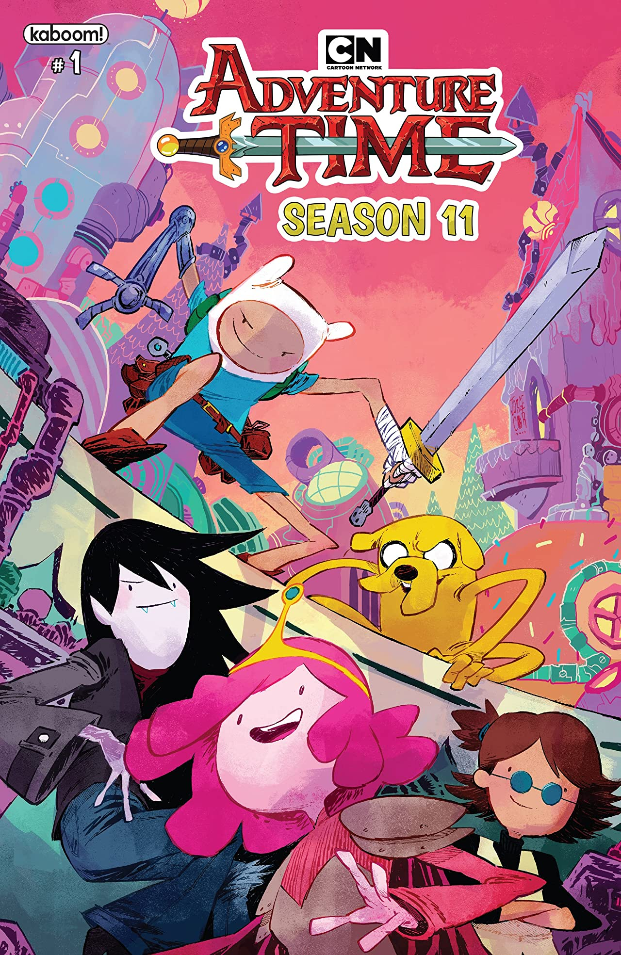 Adventure Time Season 11 #1