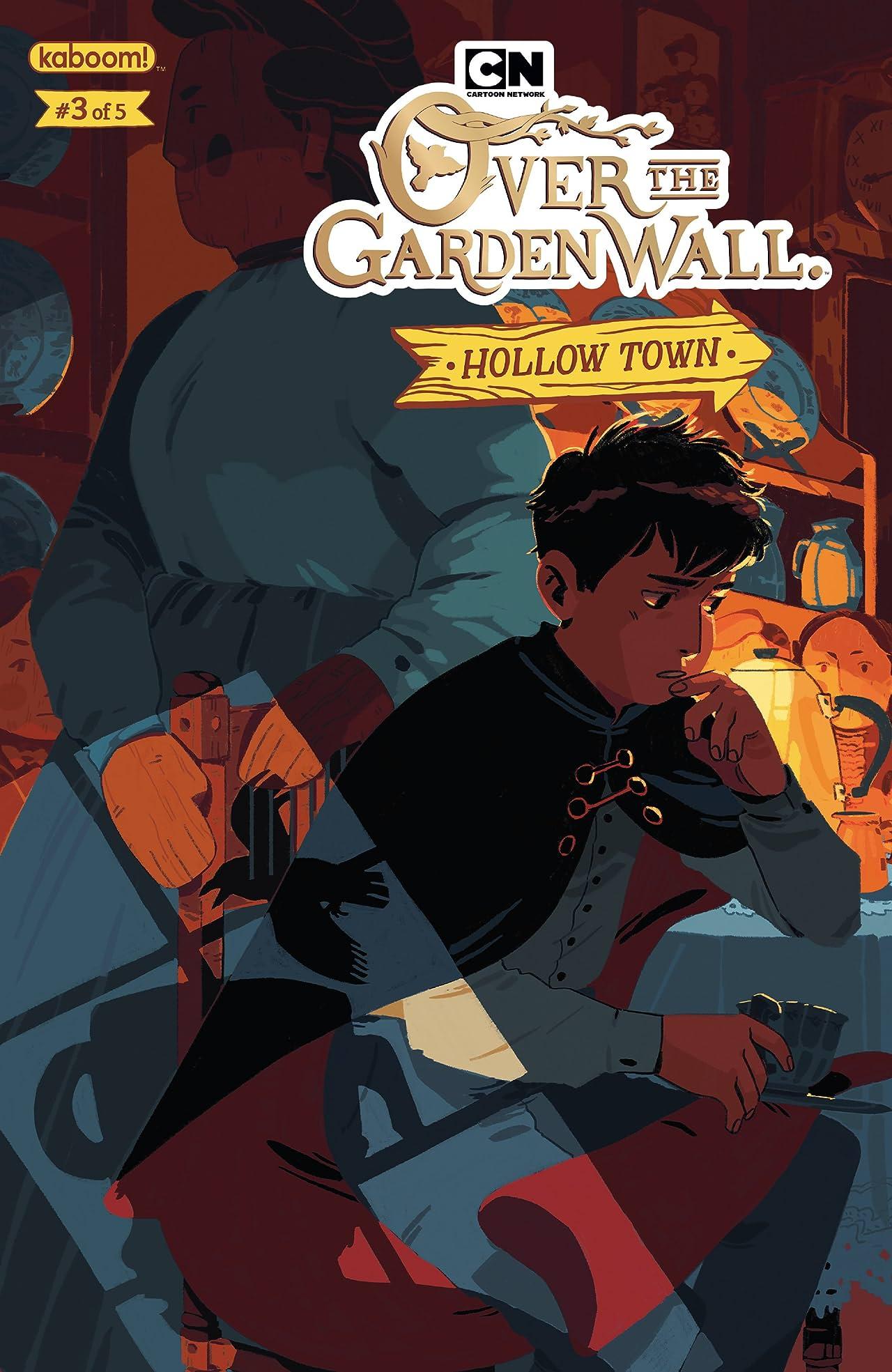 Over the Garden Wall: Hollow Town #3