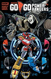 Saban's Go Go Power Rangers #13