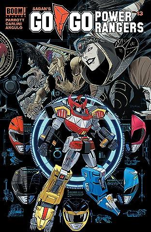 Saban's Go Go Power Rangers #13