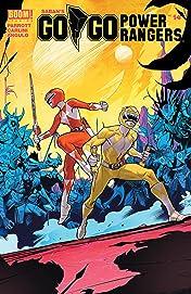 Saban's Go Go Power Rangers #14