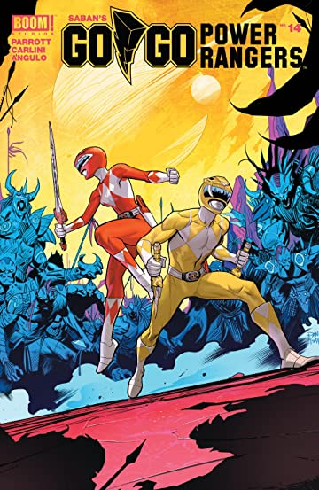 Saban's Go Go Power Rangers #14