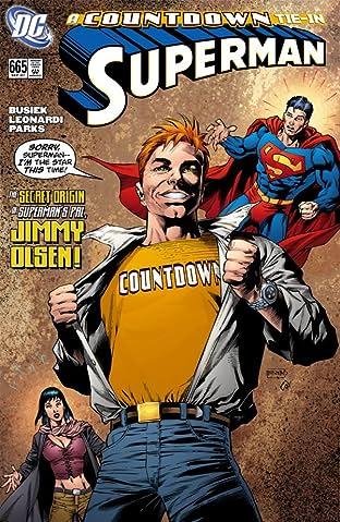 Superman (1939-2011) #665