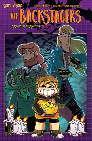 The Backstagers 2018 Halloween Intermission No.1