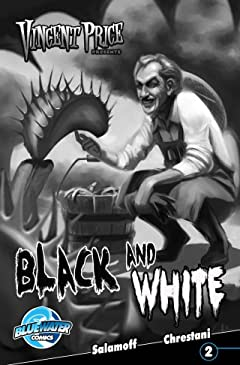Vincent Price Presents #2: Black & White