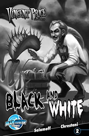 Vincent Price Presents #2: Black & White