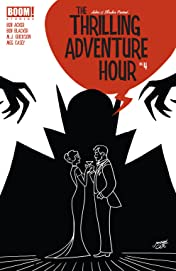 The Thrilling Adventure Hour (2018-) #4