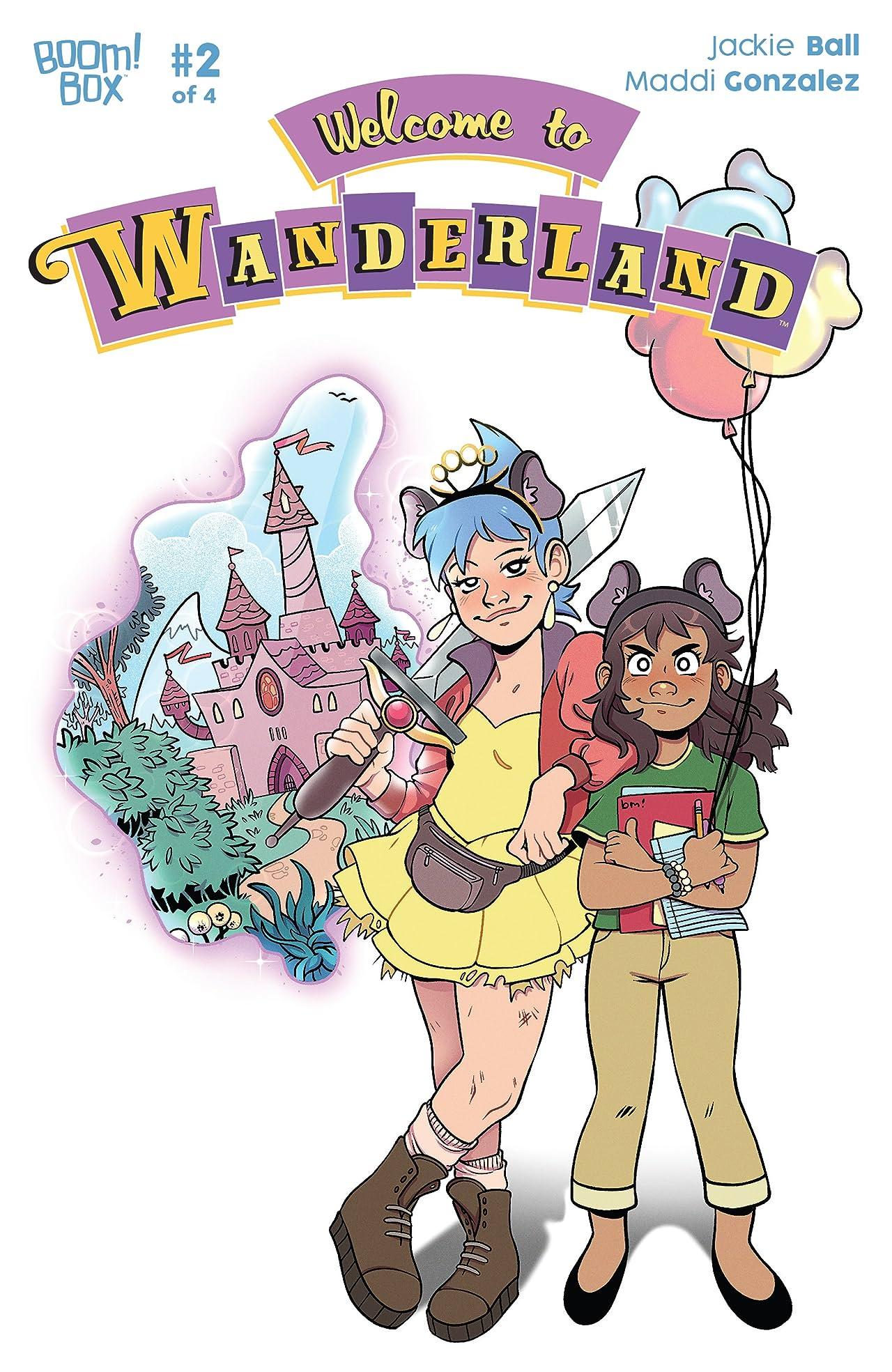 Welcome to Wanderland #2