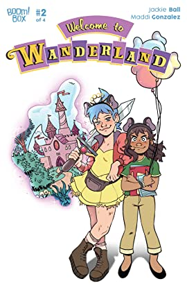 Welcome to Wanderland #2