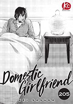 Domestic Girlfriend #205