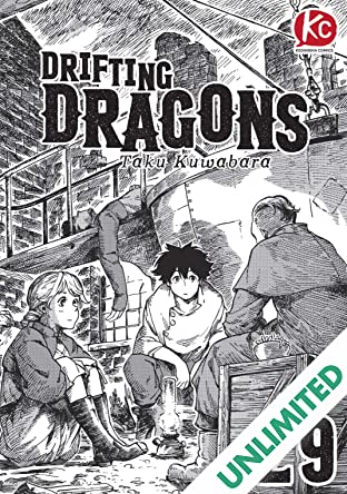 Drifting Dragons #29
