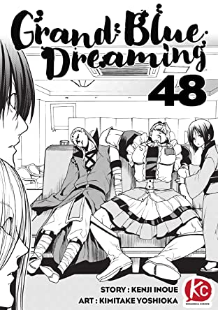 Grand Blue Dreaming #48