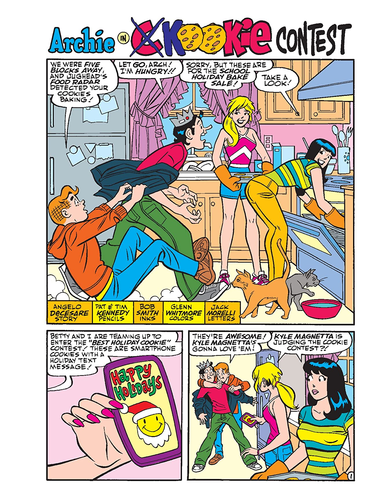 World of Archie Double Digest #83