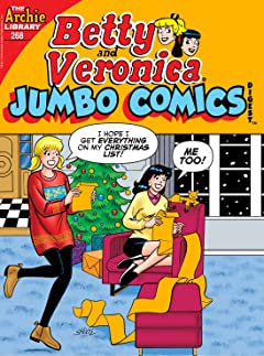 Betty & Veronica Double Digest #268