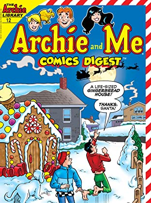 Archie and Me Comics Digest No.12
