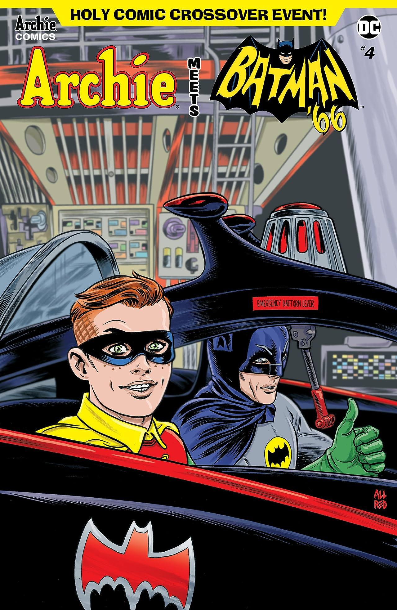 Archie Meets Batman '66 No.4