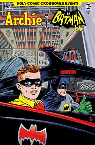 Archie Meets Batman '66 No.4