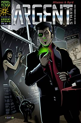 Argent Starr - Quest For The Cardinal Stone #1