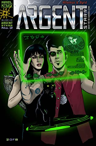 Argent Starr - Quest For The Cardinal Stone #2