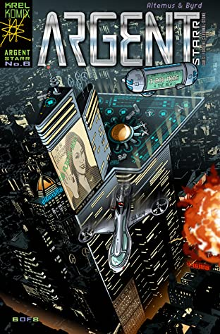 Argent Starr - Quest For The Cardinal Stone #6