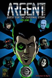 Argent Starr - Quest For The Cardinal Stone Vol. 2