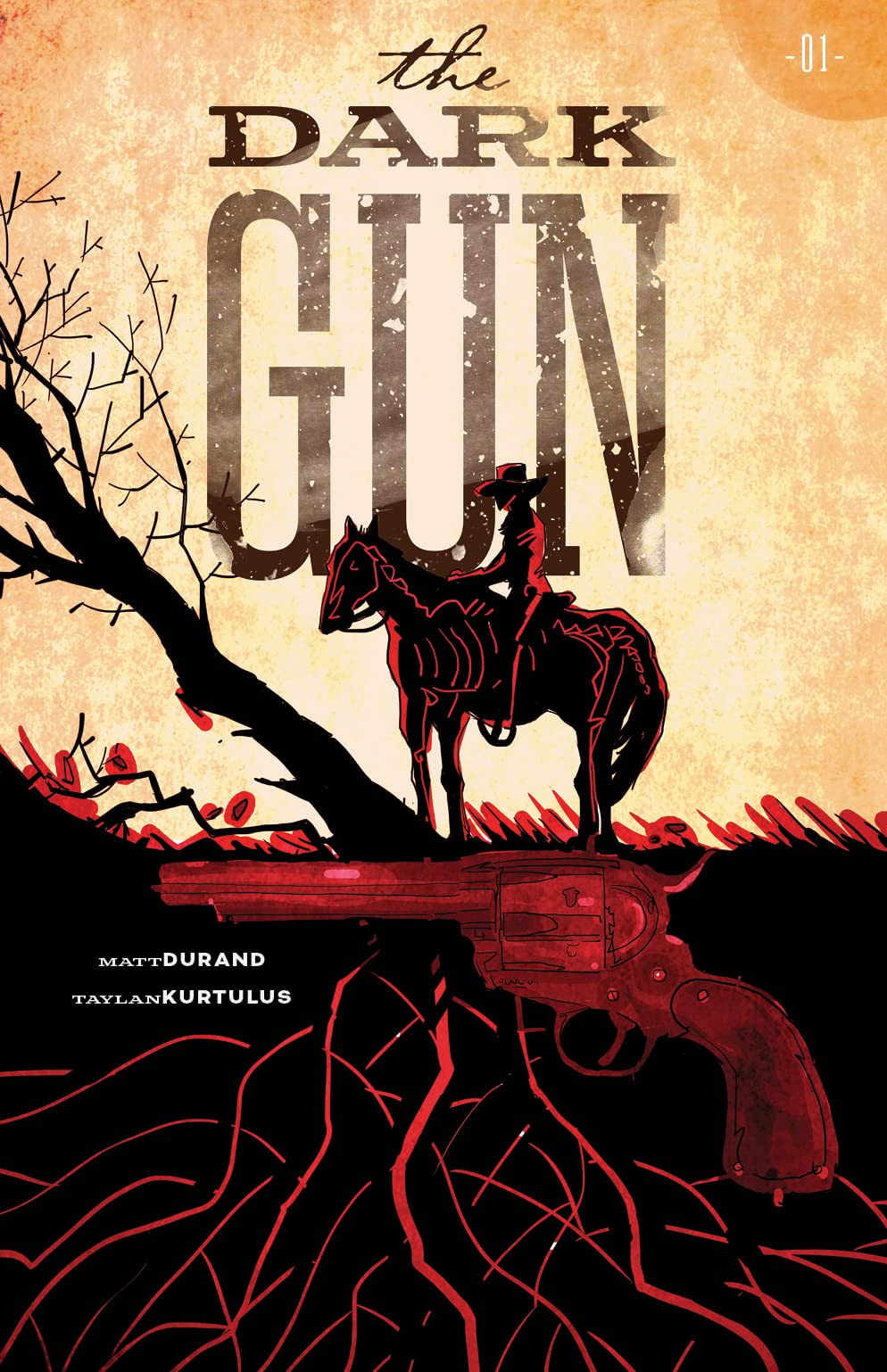 The Dark Gun #1