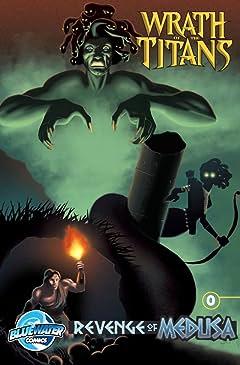 Wrath of the Titans: Revenge of Medusa #0