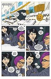 Halloween Girl #3