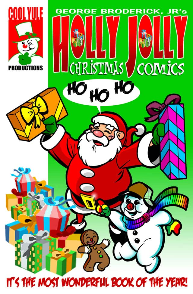 Holly Jolly Christmas Comics #1